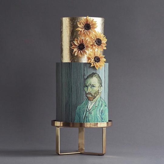 Кондитерские произведения искусства от Tortik Annushka