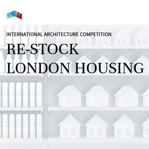 RE-Stock London Housing architecture competition