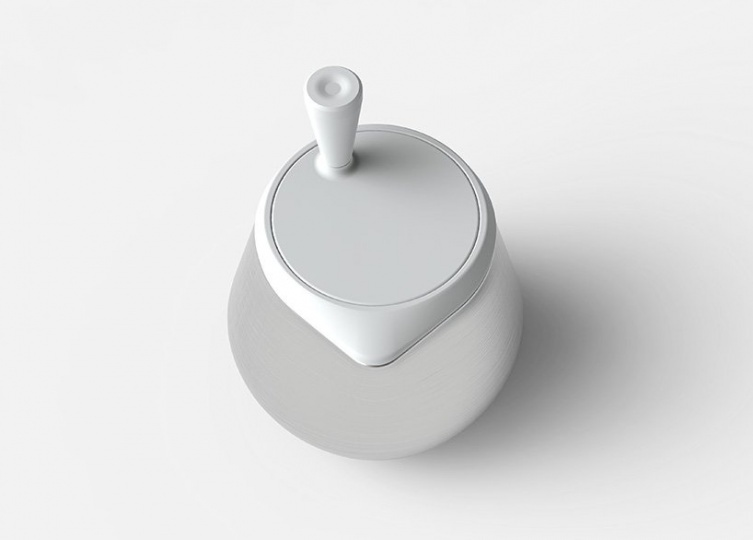 NEKA — концепт механической кухни от индийского дизайнера
