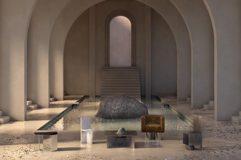 TRNK представили новую коллекцию при помощи виртуальной выставки
