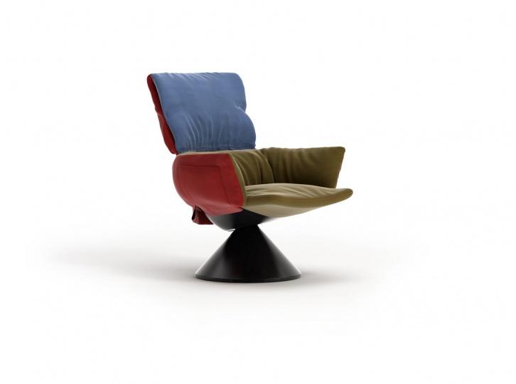 Патриция Уркиола спроектировала кресло для Cappellini