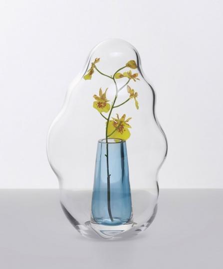 Стеклянные купола для цветов от Yuhsien