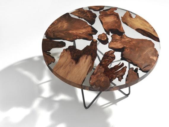 Riva1920 գործարան ներկայացրել է աղյուսակը հազարամյա ծառի Kauri