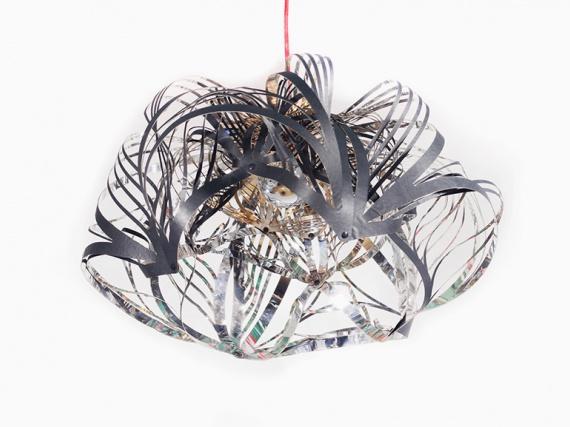 Դիզայներները Animal Studio կազմել լամպի, ոգեշնչված կողմից գեղեցկությունը Գալակտիկայում