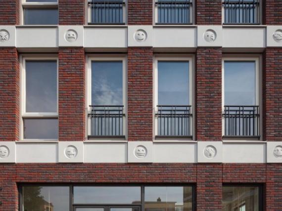 Նիդեռլանդներում, կար մի շինություն զմայլիկներով